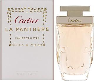 La Panthere by Cartier for Women - Eau de Toilette, 75 ml