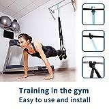 Zoom IMG-1 fitop allenamento sospensione workout set