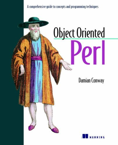 Object Oriented Perl by Damian Conway (12-Oct-1999) Paperback