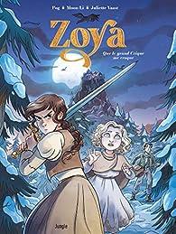 Zoya, tome 1 : Quand le grand crique me croque par  Pog
