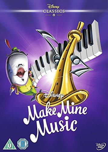 Make Mine Music [Reino Unido] [DVD]