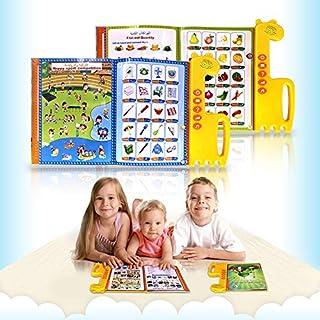 Arabic Language Reading Book Multifunction Electronic Learning hine Muslim Educational Toys Touch Children's English Arabi...