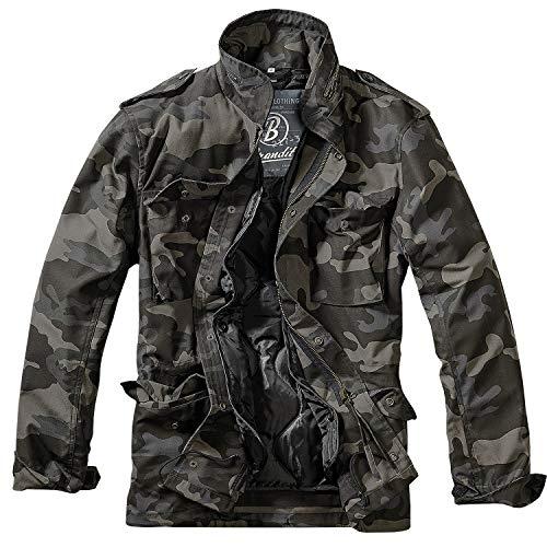 Brandit M65 Standard Jacke Darkcamo 5XL