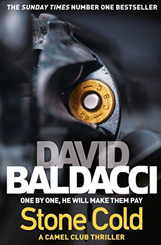 Stone Cold (Camel Club Book 3) by [David Baldacci]