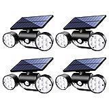 Fatpoom Outdoor Solar Lights