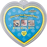 Midwest Products Large Heart Stepping Stone Mold, 12-Inch (90723123)