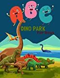 ABC For Boys: Dinosaurs Alphabet Animals At Bedtime (flash cards Book Book 12) (English Edition)