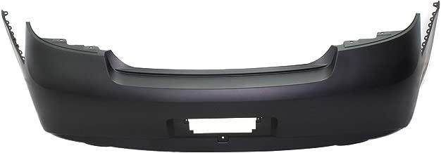 Rear Bumper Cover for INFINITI G37/G25 2010-2013/Q40 2015 Primed (G37) (G25 Base/Journey Model) Sedan