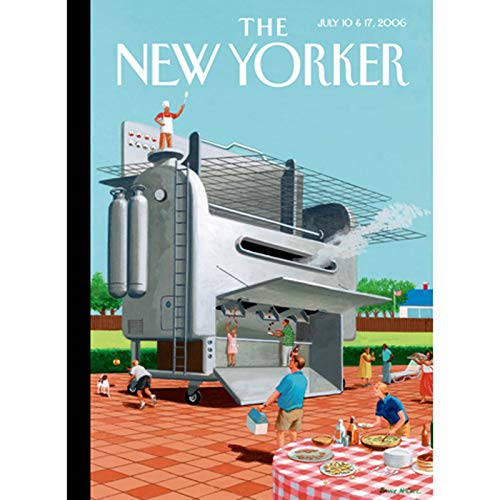 The New Yorker (July 10 & 17, 2006) - Part 2 audiobook cover art