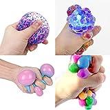 Cement Bolas Anti-stress, Bola Anti-stress Stretchy Brinquedos Para A Inquietação Sensorial, Brinquedos Para A Bola De Pressão Sensorial Para Crianças Adultos