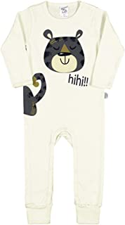 Macacão Natural-Bebê Menino-Ribana-110770-68