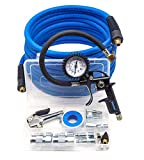 YOTOO Heavy Duty Air Compressor Accessory Kit 20-Piece, 1/4