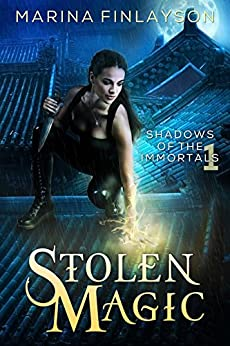 Stolen Magic (Shadows of the Immortals Book 1) by [Marina Finlayson]