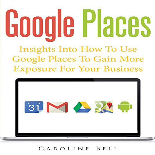 Google Places audiobook cover art