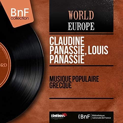 Claudine Panassié, Louis Panassié