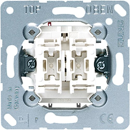 Jung 505 U Serienschalter-Einsatz