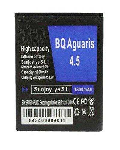 Todobarato24h Bateria Compatible con BQ AQUARIS 4.5 1800 mAh