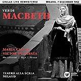 Verdi: Macbeth (Milano 07/12/1952) (2 CD)