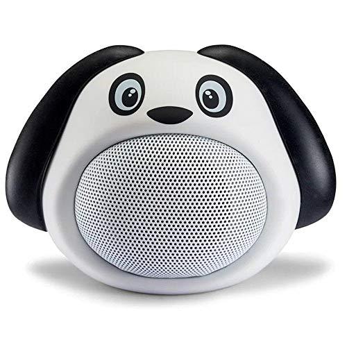 Tectoy 1 Sound Toon - Wireless Speaker - Cachorro ( Lulu ) Cor Branca Tt-m818b, Branco - Android