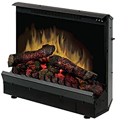 Dimplex Electric Fireplace Deluxe 23-Inch Insert