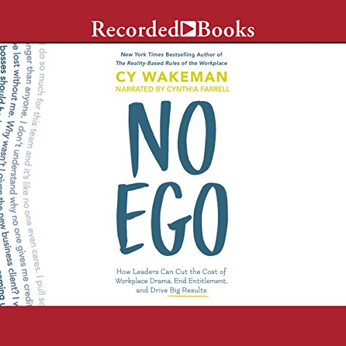 No Ego audiobook cover art