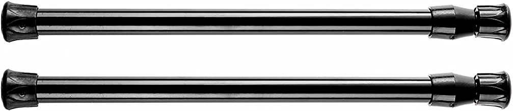 2 stks Tension Rod Lente Gordijn Staven Uitbreidbare Gordijn Rod Lente Geladen Gordijn Rods Tensions Rod Short Spring Tens...