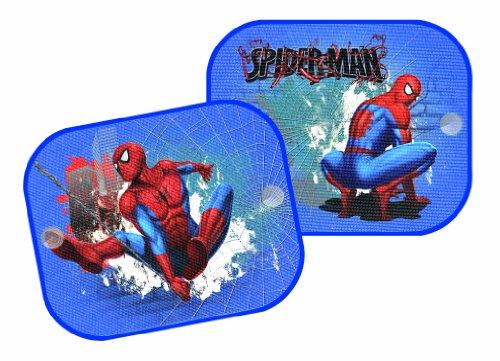 Spiderman 10010 - Parasol con diseño (36 x 45 cm, 2 Unidades)