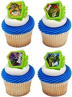 Best ninja turtle cupcake rings Reviews