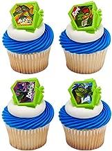 ninja cupcake rings