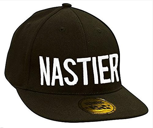 Bonnet Casquette Snapback Baseball DIAMOND NASTIER OMG 1994 Hip-Hop Noir WOLF ASAP Bad Hair Day