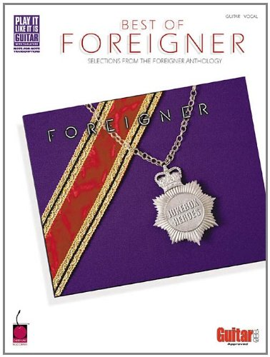 The Best of Foreigner: Selections from the Foreigner Anthology