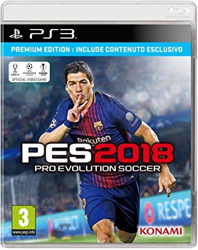 Pro Evolution Soccer 2018 Premium - Day-one - PlayStation 3