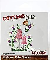 """CottageCutz Dies-Mushroom Fairy Garden 2.5""""X2.9"""""""
