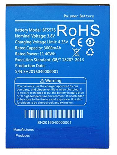 Bateria Compatible con ZOPO Speed 7 Plus | Capacidad 3000mAh | BT557S / S5580