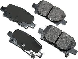 Akebono ACT865 Brake Pad Kit