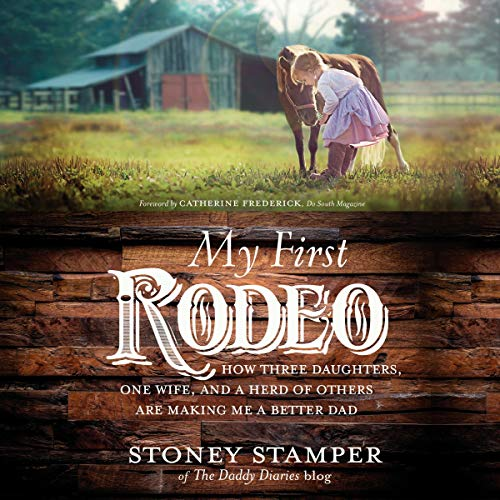 My First Rodeo audiobook cover art