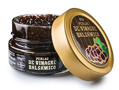 Eurocaviar - Shikran - Balsamico-Essig aus Modena Caviar Pearls 100 g