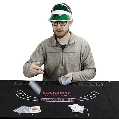 Brybelly 5in 1Deluxe Poker Tisch Top - 3
