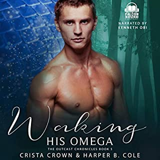 Waking His Omega: M/M Alpha/Omega MPREG     The Outcast Chronicles, Book 5              By:                                                                                                                                 Crista Crown,                                                                                        Harper B. Cole                               Narrated by:                                                                                                                                 Kenneth Obi                      Length: 3 hrs and 6 mins     Not rated yet     Overall 0.0