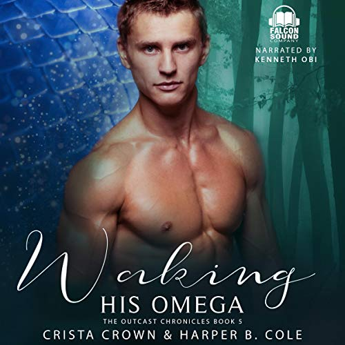 Waking His Omega: M/M Alpha/Omega MPREG Titelbild