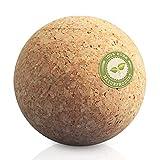 Massageball Natur Set 7 cm - Korkball,...