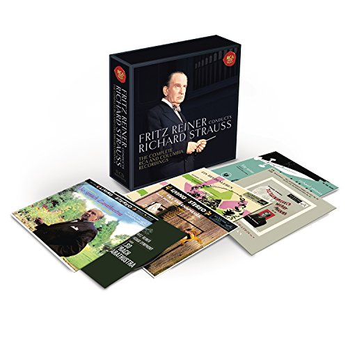 Fritz Reiner Conducts Strauss-Complete Recordings