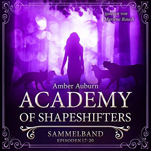 Academy of Shapeshifters, Sammelband 5 Titelbild