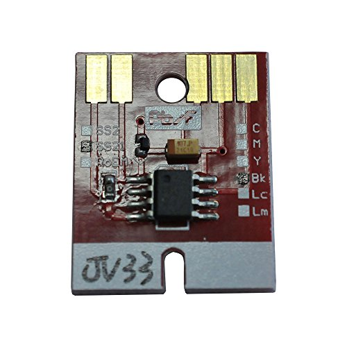 2 sets Chip Permanent for Mimaki JV33 SS21 Cartridge 4 Colors CMYK US