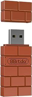 8Bitdo ワイヤレス BT アダプタ Nintendo Switch Windows Mac Raspberry Pi USBワイヤレス レシーバー 受信機用 任天堂スイッチ ニンテンドー