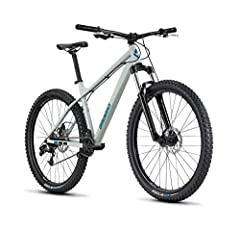 Reliable, hand-built aluminum hardtail frame w/ progressive, low-slung geometry for trail riding performance SR Suntour XCM 120mm travel suspension fork tackles trail obstacles SRAM single ring 1x8 drivetrain gives you simplicity and smooth shifting ...