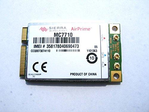 100{05d3278c32fd277f1d3c718cadc7d4cb3351ef9d96ec27aefefdf92be270d9bf} nuevo Sierra Wireless airprime mc77103G 4G LTE/HSPA + Módulo GPS Unlocked