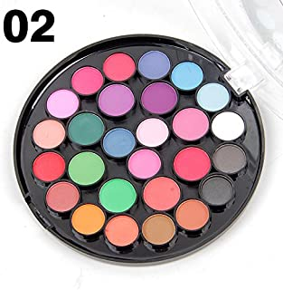 Professional Makeup 27 Colors Academy Professional Eyeshadow Palette- Ideal for Professional and Daily Use (Y2)