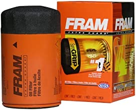 Fram PH3593A Extra Guard Passenger Car Spin-On Oil Filter (Pack of 2)