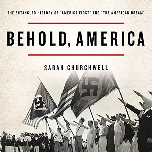 Behold, America audiobook cover art